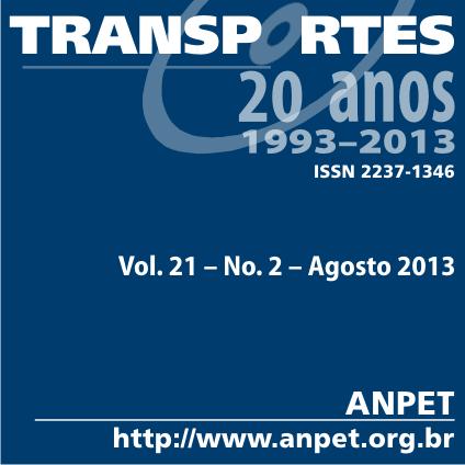 Volume 21, Número 2, 2013